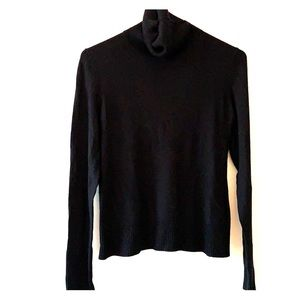 Banana Republic Silk Turtleneck Sweater
